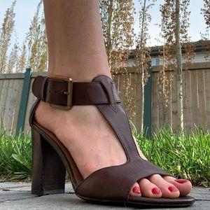 Franco Sarto Jules Leather Sandal